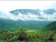 Préservation de la biodiversité de la cordillère de Truong Son