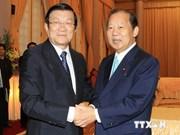 Les relations Vietnam-Japon s'intensifient