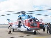 VNH South acquiert un nouvel hélicoptère