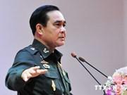 Thaïlande : l'élection d'un PM intérimaire le 21 août