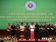 L'ASEAN et l'EAS réaffirment leur engagement d'une intégration économique plus profonde