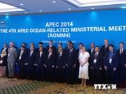 Le Vietnam présent à une réunion de l'APEC sur des questions océaniques