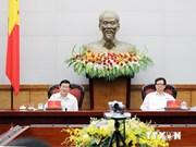 Mise en œuvre de la stratégie de réforme judiciaire