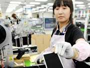 L'électronique mise sur une main-d'œuvre compétitive