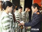 Nombre de prisonniers graciées pour la Fête nationale