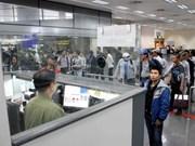 Soutien des Vietnamiens rapatriés de Libye