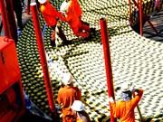 L'île de Ly Son prochainement raccordée au réseau électrique national