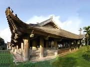 A la découverte de l'art sculptural des maisons communales vietnamiennes