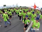 Marathon international de Da Nang 2014