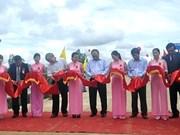 Quang Nam: inauguration du pont de Xuan An