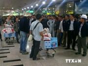38 travailleurs vietnamiens supplémentaires seront rapatriés de la Libye