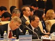 Le Vietnam à la conférence des ministres de l'énergie de l'APEC
