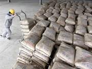 Ciment : exportations de près de 10 millions de tonnes en huit mois