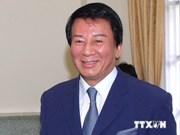 Le vice-PM Pham Binh Minh reçoit l'ambassadeur spécial japonais
