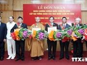 Le Cambodge décore plusieurs cadres vietnamiens