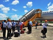 Jetstar Pacific ouvre une ligne directe Thanh Hoa - HCM-Ville