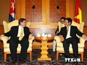 Renforcement de l'amitié spéciale Vietnam-Cuba