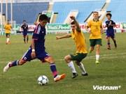 Football : le Vietnam en demi-finale du tournoi U19 d'Asie du Sud-Est
