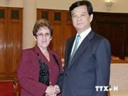Le Vietnam est prêt à coopérer avec Cuba dans la production agricole