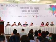 Le Festival international de la musique 2014 attendu à Hanoi