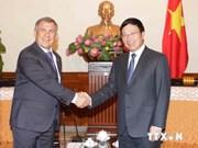 Le vice-PM Pham Binh Minh reçoit le président de la R. du Tatarstan