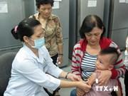 HCM-Ville: 1,3 million d'enfants seront vaccinés contre la rougeole et la rubéole