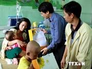 Inauguration d'un Fonds d'aide contre le cancer à Hô Chi Minh-Ville