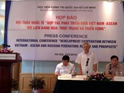Bientôt séminaire sur la coopération de développement Vietnam-ASEAN-Russie