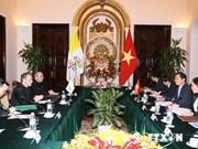 5e réunion du Groupe de travail mixte Vietnam-Vatican