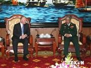 Coopération Vietnam - Nouvelle-Zélande dans la défense