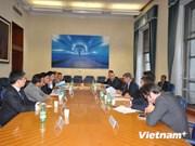 Dialogue stratégique au niveau ministériel des AE Vietnam-Italie