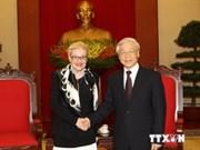 La présidente de la Chambre des représentants australienne termine sa visite au Vietnam