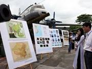 HCM-Ville: exposition sur la souveraineté maritime et insulaire du Vietnam