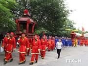 Plus de 80.000 pèlerins à la fête automnale de Con Son-Kiep Bac 2014