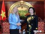Vietnam-Norvège: renforcement de la coopération entre les deux organes législatifs