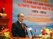Le Vietnam et ses 40 ans aux Olympiades internationales de mathématiques