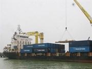 Le Vietnam participe au Programme mondial de contrôle des conteneurs