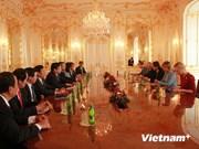 Le vice-président de l'AN en visite en Slovaquie