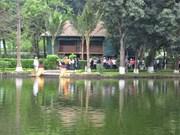 La zone des vestiges du Président Ho Chi Minh célèbre ses 45 ans