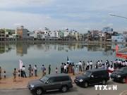 Poursuite du projet de rénovation urbaine du delta du Mékong