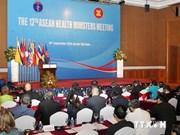 Ouverture de la conférence des ministres de la Santé de l'ASEAN