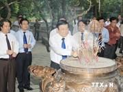 Phu Tho célèbre le 60e anniversaire de la visite du Président Hô Chi Minh