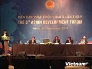 Défis et stratégies pour un développement durable de l'Asie