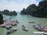 "Ha Long parmi les ""Six places les plus brillantes pour l'exploration"""