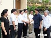 Le Premier ministre en tournée à Lao Cai et Yen Bai
