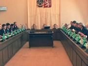 Le vice-président de l'AN en visite en République tchèque