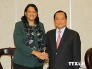 Ho Chi Minh-Ville est prête à renforcer ses liens avec les localités cubaines