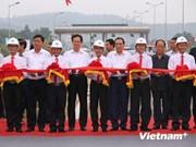 L'autoroute Noi Bai-Lao Cai ouverte au trafic