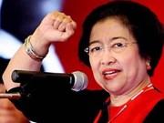 Indonésie : Soekarnoputri Megawati réélue présidente du Parti PDI-P
