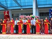 Inauguration de la polyclinique de Can Tho